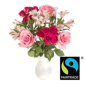 Fairtrade Pink Mix